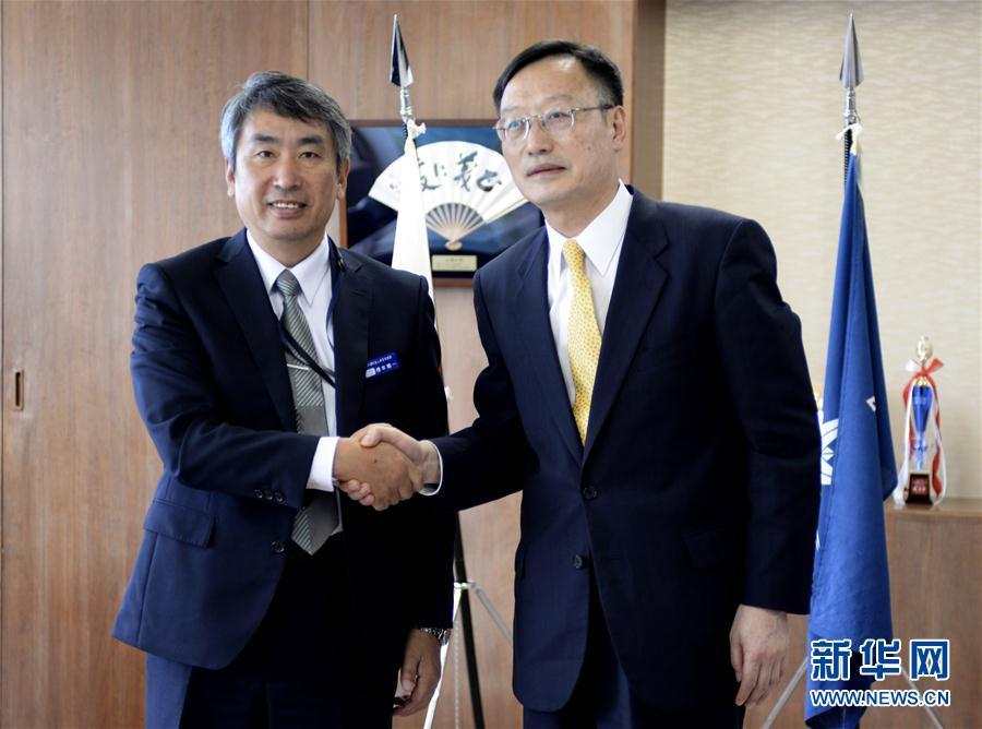 中国驻大阪总领事就日方救援中国失事渔船表示感谢