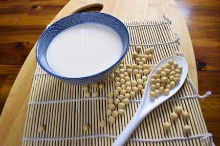 日本福井县池田町发售豆奶酸奶 使用池田大豆