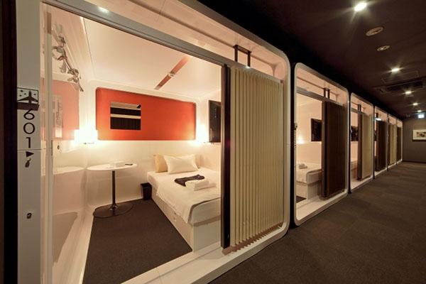 """日本旅馆业在东京等大城市中心地段加速开发""""实惠又近""""的特殊性宾馆"""