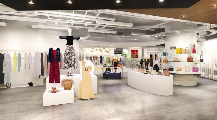 日本时尚卖场LUMINE首家海外店登陆新加坡