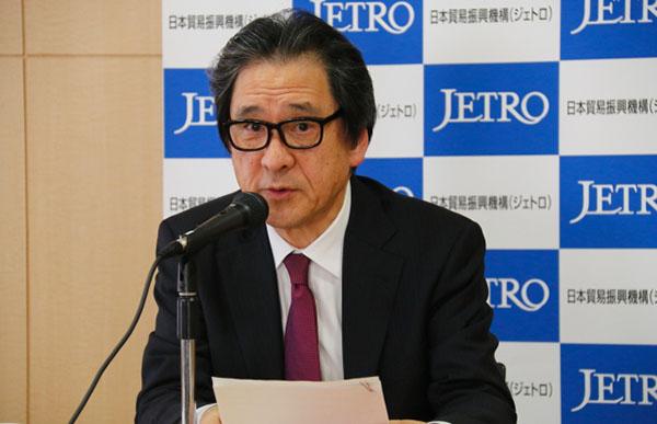 日本贸易振兴机构选定10家日本公司参与深圳的合作项目