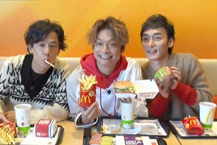 原SMAP成员参演网络直播节目