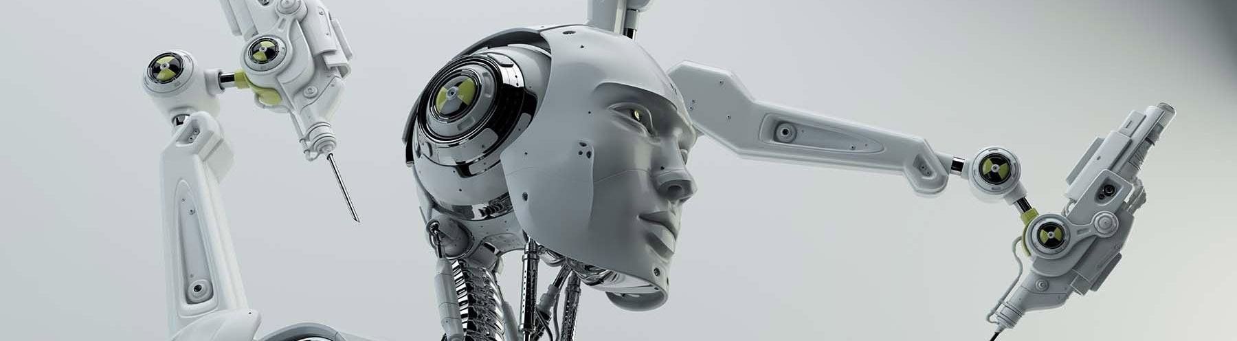 中日机器人专题