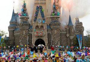 迪士尼将扩大面积