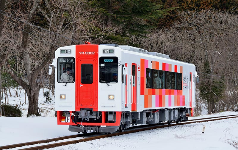 日本东北与函馆发售跨区域地方铁路通票 7天有效期售价约280元