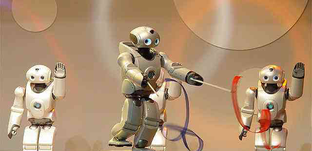 日本机器人产业