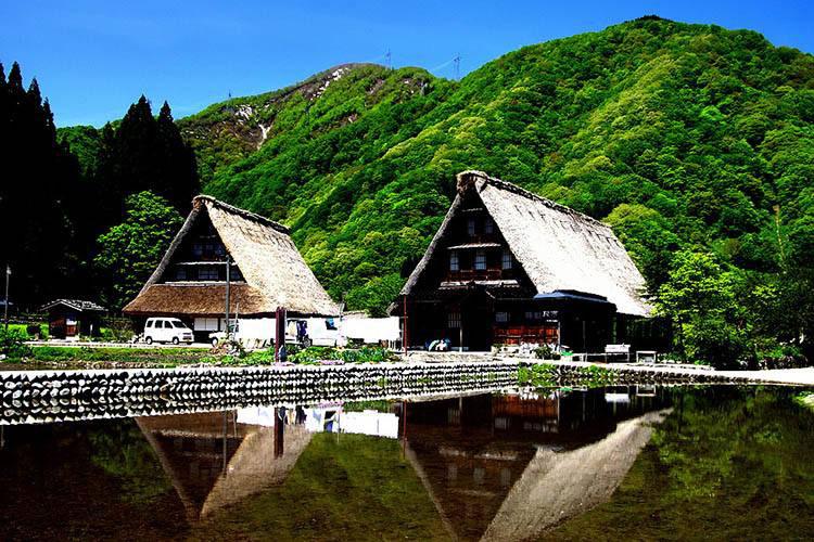 日本中部・北陆地区旅游