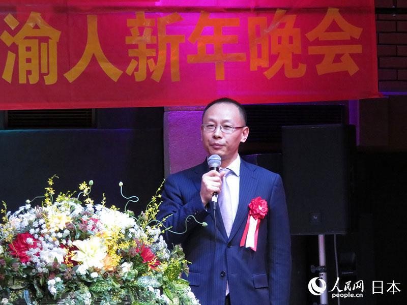 中国驻日本大使馆总领事王军