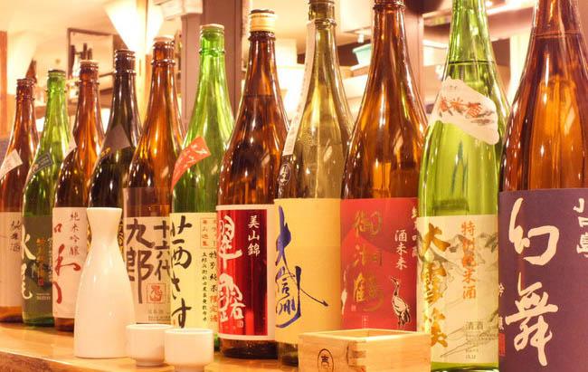 2017年日本酒出口187亿日元 同比增加19.9%