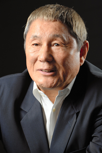 """71岁日本导演北野武宣布""""单飞"""" 退出事务所"""