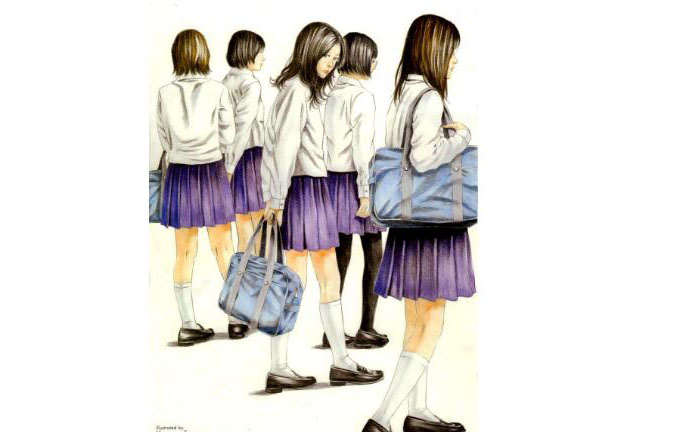 日本:nju9210,教育理念与时代脱节 女子高中正在逐渐消失