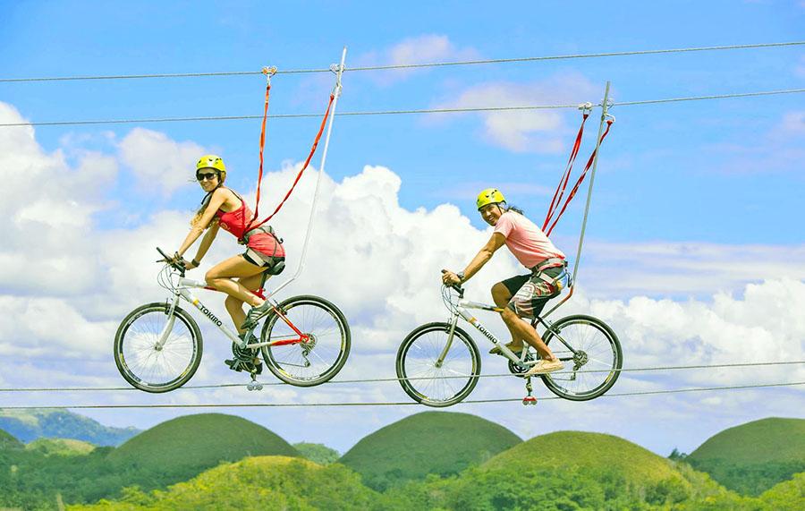 长野白马村新增夏秋户外旅游设施 打造四季山区度假胜地