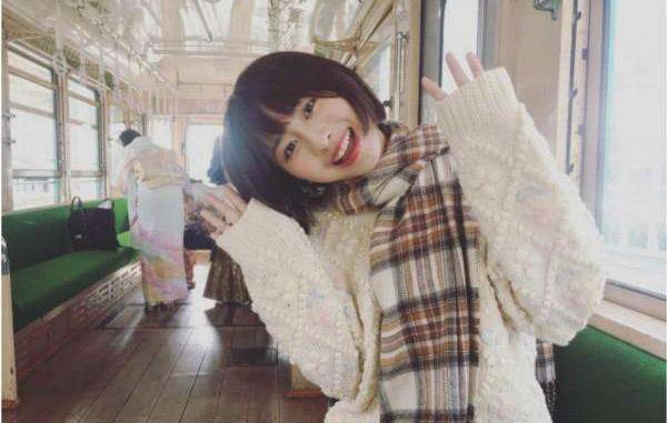 神似新垣结衣的中国女生龙梦柔参与日剧《爱情重跑》拍摄