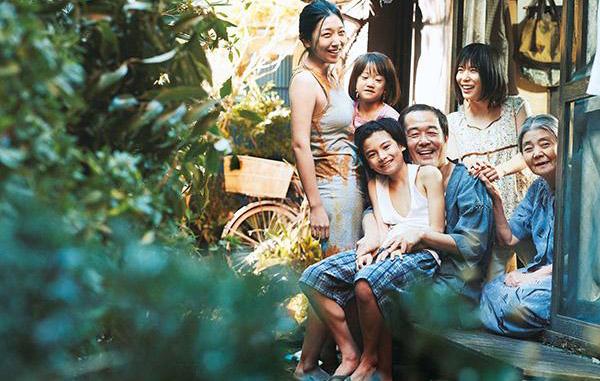 是枝裕和凭《小偷家族》荣获戛纳电影节金棕榈大奖