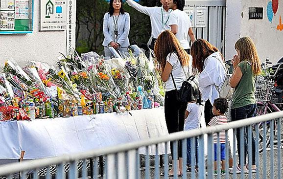 大阪地震学校砖墙倒塌致死一人 专家3年前已指出危险