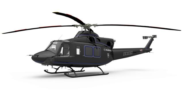 斯巴鲁汽车与贝尔携手2022年后推出新型民用直升机