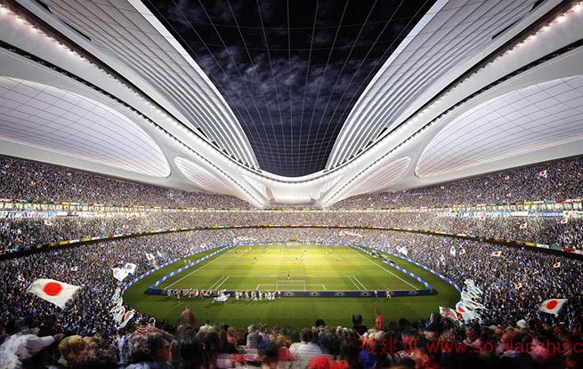2020年东京奥运会场馆建设完成40% 首次向媒体公开