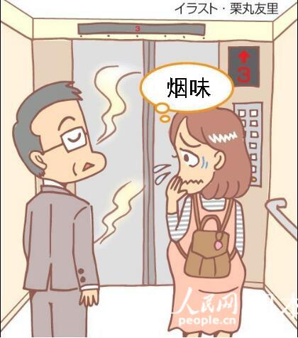 """""""三手烟""""45分钟内难以消除 还会引发哮喘病发作"""