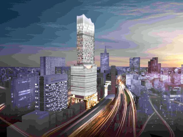 东急电铁将在新宿歌舞伎町建造新型综合娱乐设施