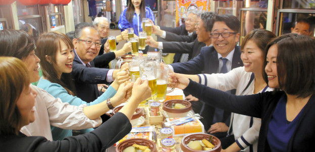 日本爱知县推出关东煮列车