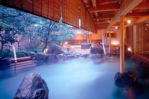 日本温泉与温泉文化