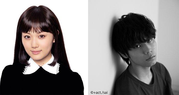 萩原利久和乃木坂64成员山下美月双主演新《电影少女》