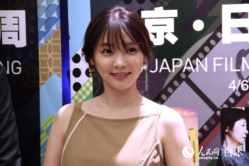 日本女演员仓科加奈首次来华爱上中国美食公美食v爱上paiming图片
