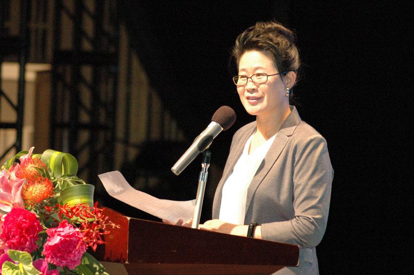 第十届全国高中生日语演讲大赛总决赛在京举行
