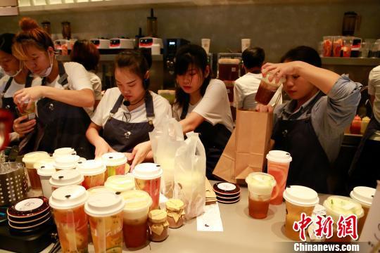珍珠奶茶�L靡日本科技天��W各色��意珍珠料理你�勰目�?