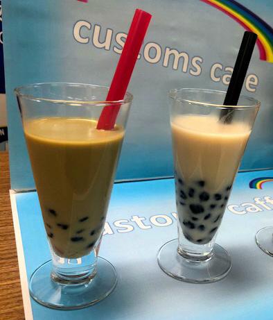 """日本各地兴起珍珠奶茶热 """"珍珠""""进口量是去年4.3倍"""
