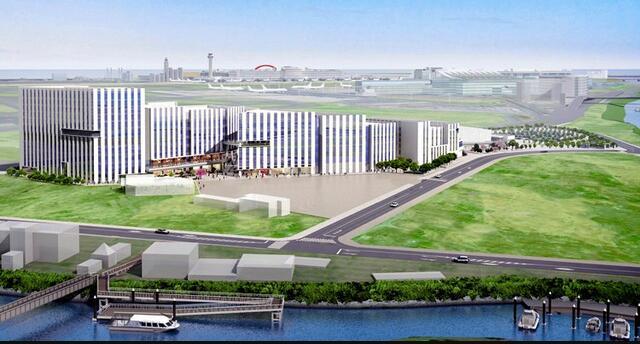 【爱买资讯】日本乐天:东京羽田机场一旧址将兴建综合性设施