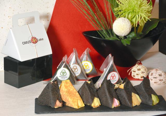 """【爱买资讯】日本亚马逊:""""饭团蛋糕""""现身日本大阪 从包装到造型以假乱真"""