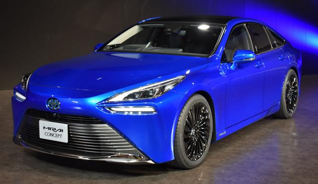 【爱买资讯】日本乐天:丰田研发的燃料电池汽车新车型将亮相东京车展