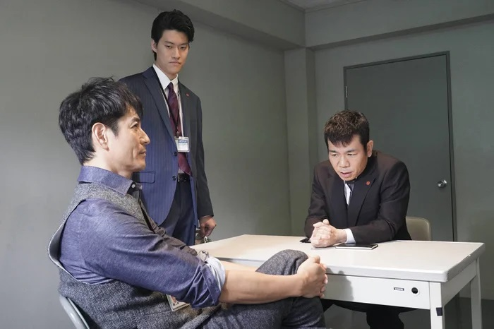 """搞笑组合""""霜降明星""""成员粗品在月九剧中作为演员出道饰演刑警"""