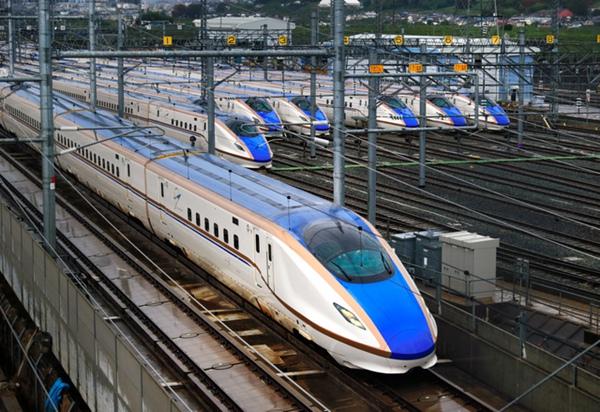 日本北陆新干线3月起恢复正常运行