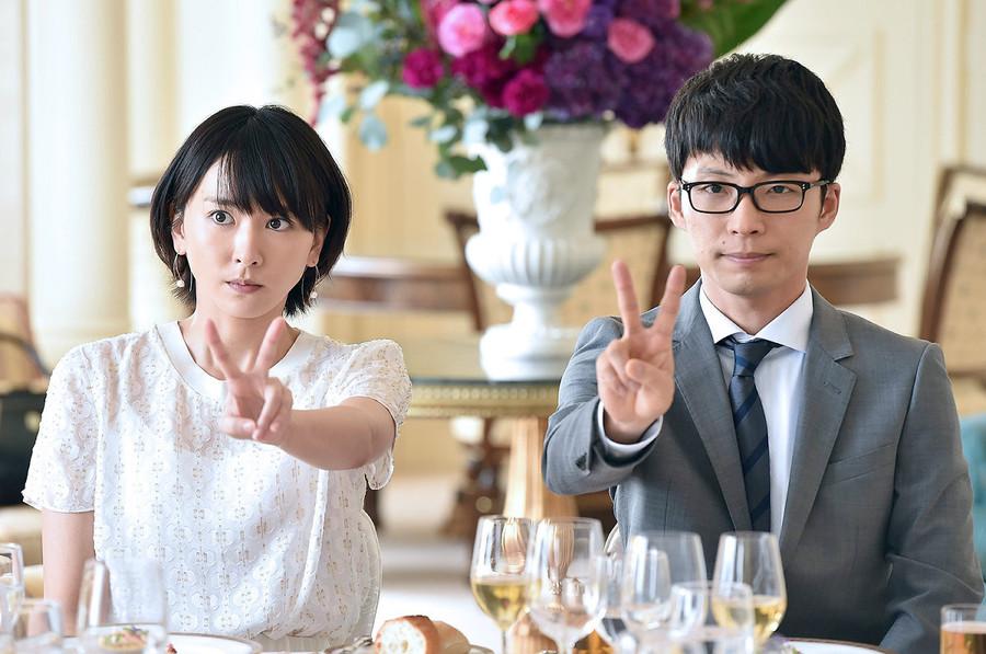 新垣结衣《逃避可耻但有用》重播 特别篇第1集的平均收视率达到11.0%