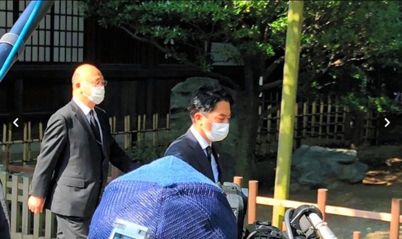 时隔四年日本内阁成员再次在战败纪念日参拜靖国神社