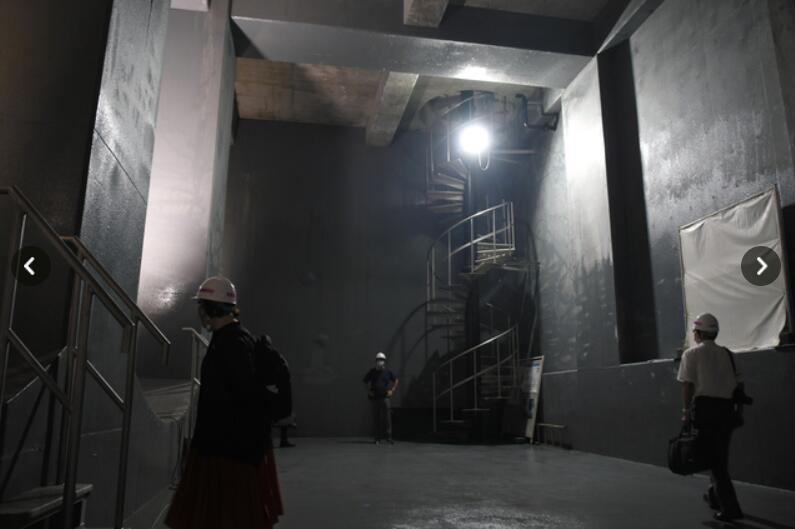 日本东京涉谷站地下建成巨大储水设施暴雨时可防灌水灾害