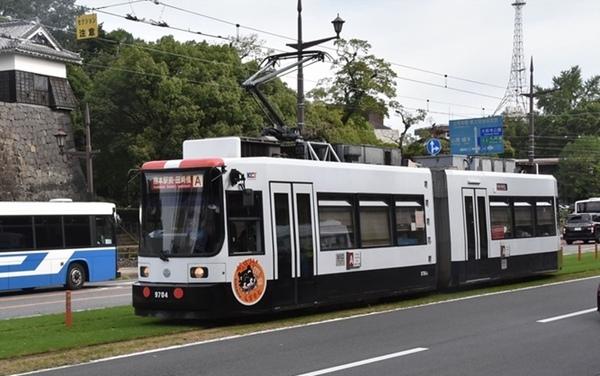 为避免骚扰 熊本市尝试开通女性专用车厢