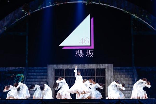 """""""樱坂46""""披露新单曲"""