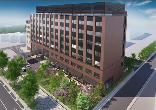 日本国立癌症研究中心院内开建宾馆 预计于2022年夏季开业