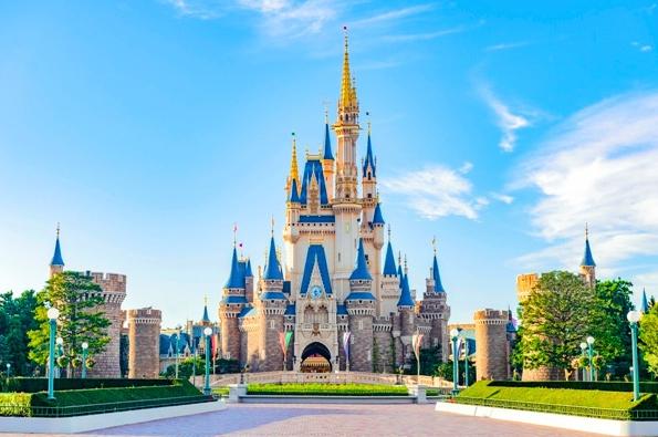东京迪士尼乐园入园人数创历史最低上市以来首次出现赤字