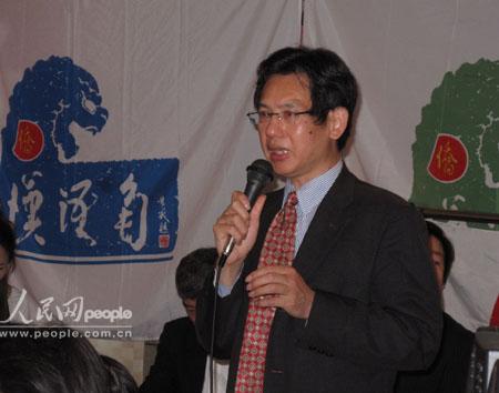 湖南省与日本交流的窗口--日本湖南人会在东京