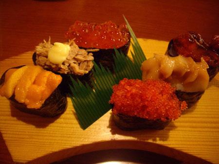 【寿司东京】日本料理视频日本--网站美味图说设计公司图片