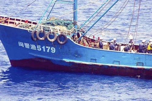 中日船只相撞_中日船只相撞了有木有青岛论坛半岛社区