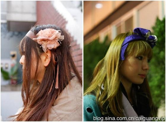 街拍日本美女的美女打扮(另类)组图选金正日图片