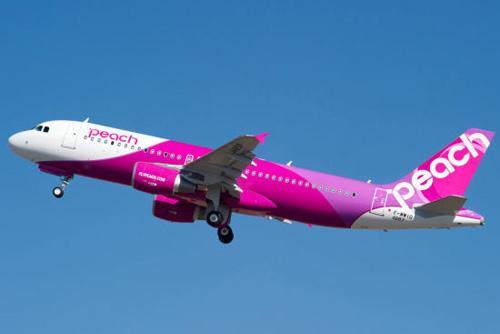 日本廉价航空公司飞机数量4年后将增至5倍