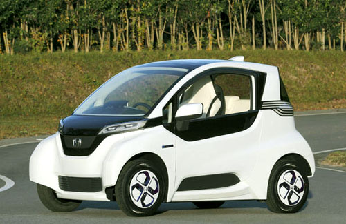 本田的电动微型车(资料图)