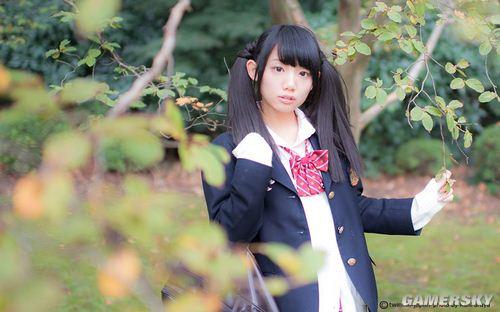 喜歡雙馬尾少女賣萌,日本人執念可愛情結的體現?  (3)
