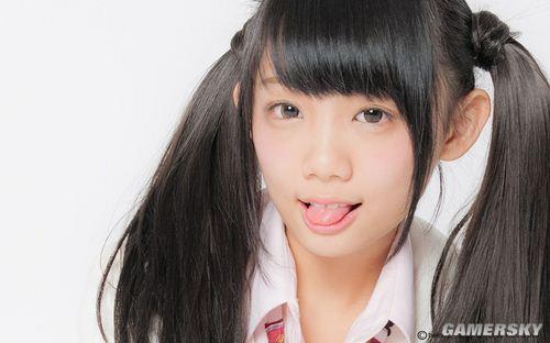 组图】日本脸庞流行马尾控+清纯青春洋溢性感字三个字昵称或两个少女的图片